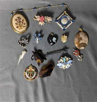 Miscellaneous Pins and Charms