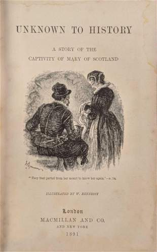 Unknown to History: The Captivity of Mary of Scotland