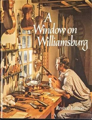 Window on Williamsburg Paperback