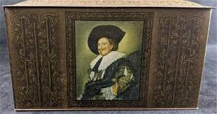 Vintage Rembrandt Decorative Box