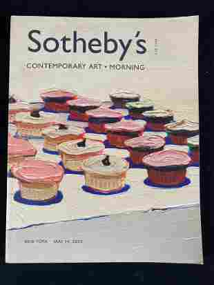 Sotheby's Contemporary Art May 2003