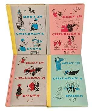 Vintage Best In Childrens Hardcover Books Babar