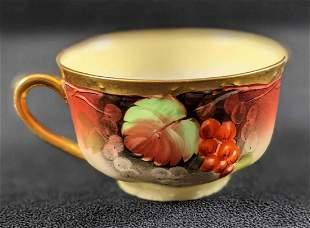 Vintage Bavarian Versalles Tea Cup Fruit