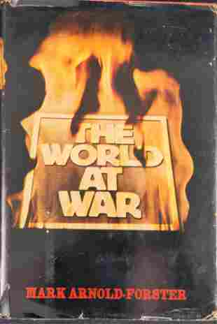 The World At War Mark Arnold Forster Hardcover