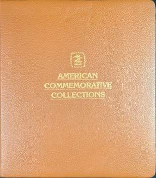 American Commemorative Collections Early 80s First Day