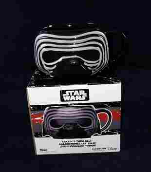 Kylo Ren Star Wars Funko Pop Ceramic Mug B