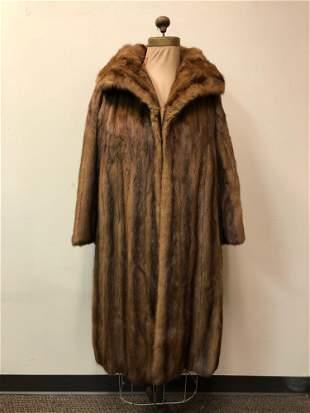 Mink Lunaraine Fur Coat