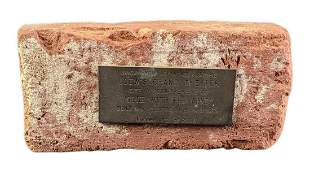 LE Brick From Loew's Atlanta Premiere Theater Gone