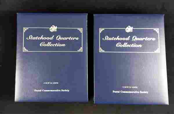 Statehood Quarters Collection Commemorative Society