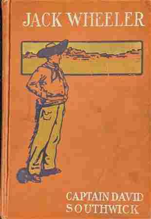Jack Wheeler : A Western Story Hardcover