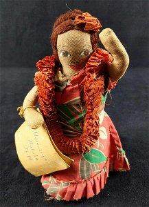 Hawaiian Thelma Taylor Holoku Doll