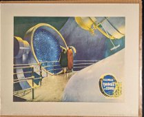 HG Wells Things To Come Reproduction Lobby Card