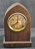 Vintage Sessions 8 Day Cathedral Mantel Clock