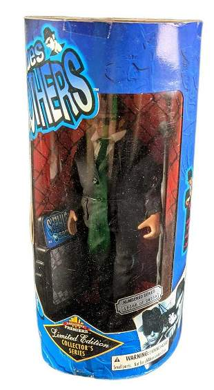 Limited Edition Blues Brothers Jake Blues Action Figure
