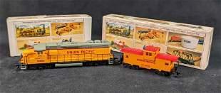 Vintage Bachmann HO Scale Union Pacific 866 Locomotive