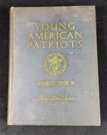 Vintage Young American Patriots World War II