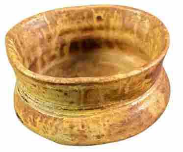 Handmade Ceramic Pottery Glazed Bowl