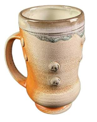 Handmade Ceramic Pottery Mug