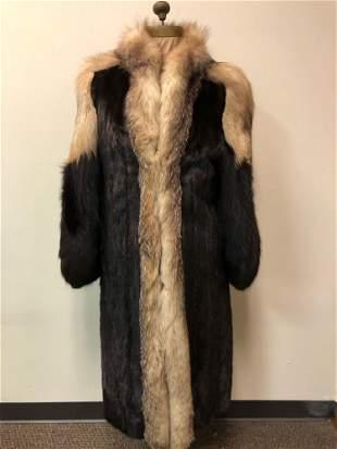 Mink Fur Coat Full Length Majestic Mink