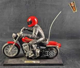 TYCO R/C Remote Control Harley Davidson Motorcycle 6.0V