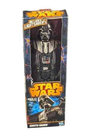 "Star Wars Darth Vader 12"" Figure In Box"