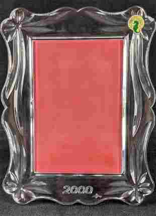 Waterford Crystal Picture Frame 6x4 New