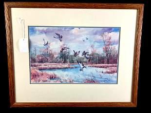 Duck Watercolor Copy
