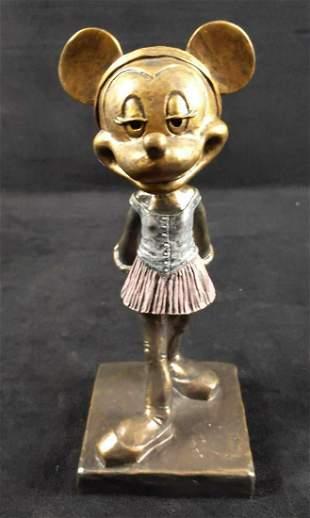 Rare Disney 350 Limited Minnie Mouse Bobblehead
