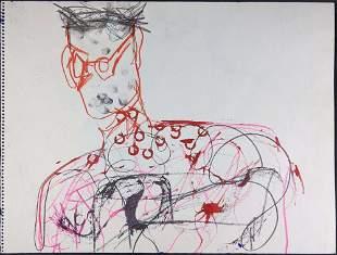 Original Signed Art Works Pedro Vizcaino With COA