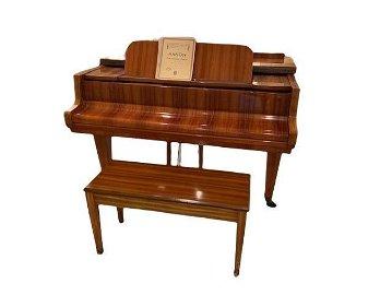 Schimmel Baby Grand Piano