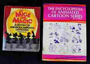 Of Mice And Magic A History Of American Animated