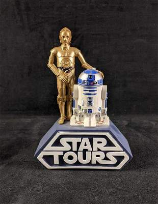 Star Wars, Star Tours Bank