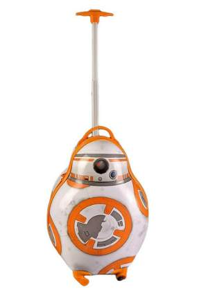 Disney BB-8 Rolling Luggage - Star Wars: The Force