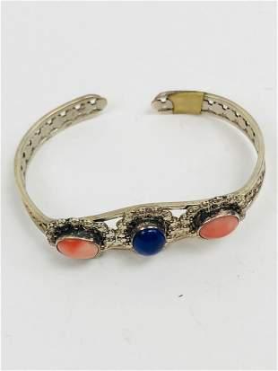 Desert Rose Trading Sterling Silver Bracelet