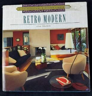 Retro Modern Lisa Sholnik Hardcover