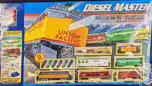 Sealed Box Life LIke Trains Diesel Master Electric