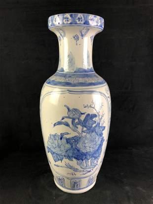 Chinese Porcelain Flower Vase