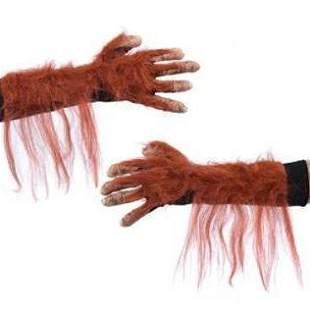 Zagone Studios Men's Orangutan Gloves