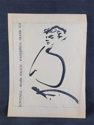 Large Mark Iglich Print