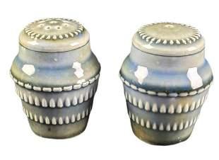 Vintage Chekaleke Salt and Pepper Shakers