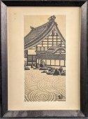 Japanese Zen Garden Art Gihachiro Okuyama