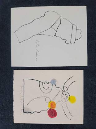 Personalized Peter Bodnar Lithographs