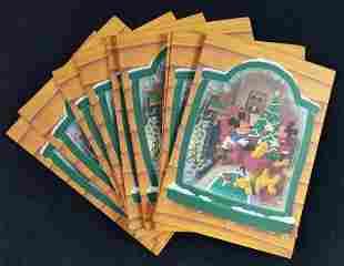 18 Disney Mickey Minnie Pluto Christmas Cards Holiday