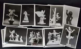 Vintage Walt Disney Productions Prototype Pictures