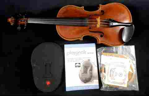 De Stalo or Steiner Style Violin with Extra Strings Bow
