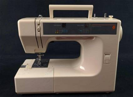 Kenmore 6 Stitch Sewing Machine Model 385 1168 With