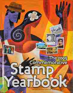 2005 Commemorative Stamp Collection Yearbook