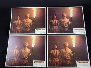 Vintage Dragonslayer Original Theater Lobby Cards Peter
