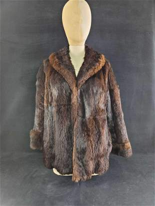 LR Fox Fur Coat
