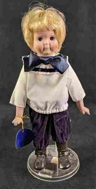 Royal Heirloom Collection Porcelain Boy Doll